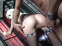 Deviant Hook-up Soiree With Assfuck Loving Porn Industry Star Sofia Valentine. Hd