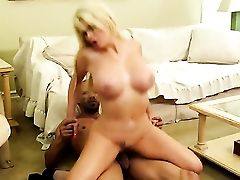 Blonde Alexis Ford With Bald Muff Milks Jizm Loaded Snake Of Her Stud