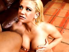 Cali Cassidy Blows Dudes Love Stick Thirstily