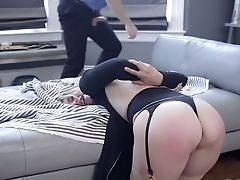 Hard-core Ass-fuck Pounding For Whorey And Hot Blooded Bitch Mona Wales