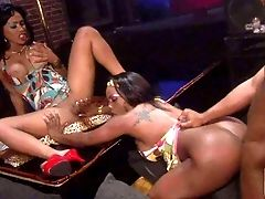 Black Honey, Jada Fire, And Her Chocolate Friend Are Going