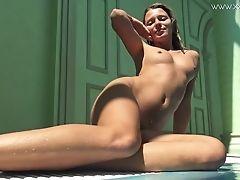 Sexy Mary Kalisy Underwater Erotics