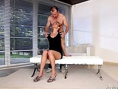 Blonde Hoe Laura Crystal Fucking Passionately In Hard-core Flick