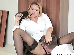 Honies - Office Obsession - Lutro And Anna Polina - My Horrib