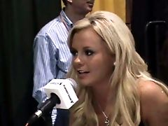 Immensely Pretty And Petite Blonde Bree Olson Is A Massive Admirer Of Her Job
