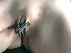 Puckered Matures Whore Paintoy Emma Gets Tied Up And Treated In Hard-core Way