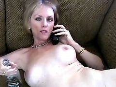 First-timer Cumslut Melanie Cougar