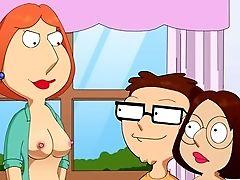 Family Dude XXX Parody1