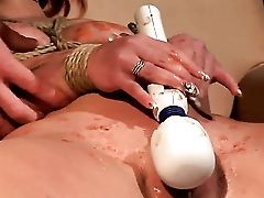 Sandy-haired Angelina Blue Has Some Time To Get Some Pleasure With Dudes Pole In Her Mouth