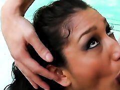 Vicki Chase Keeps Her Mouth Broad Open While Providing Depth Facehole Job To Cris Commando  : Pornalized.com Sexy Movie