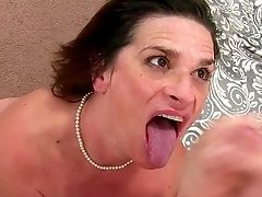 Horny Woman Rails The Youthfull Pink Cigar In Mega Crazy Modes
