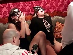Indeed Wild Aiden Starr Takes Part In Horny Orgy With Some Spectators