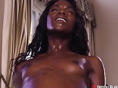 Milky Man Charles Dera Fucks Supah Sexy Black Honey Ana Foxxx