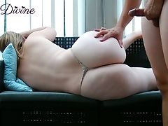 French Stepmom Lets Her Stepson Fuck Her Big Donk