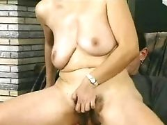 Insatiable-cuties Net - Hairy Aunt-in-law