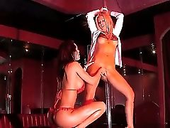 Franceska Jaimes And Sandy Are Horny And Anxious To Love Their Female Domination Pornography Session
