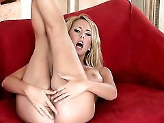 Brett Rossi Spends Her Sexual Energy Alone Using Intercourse Fucktoy