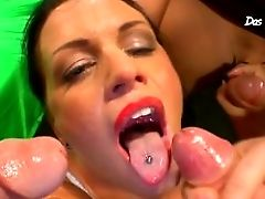 Extreme Mass Ejaculation - Dual Vaginal Mummy