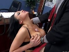 Audrey Bitoni And Raven Bay Are His Assistant And His