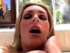 Revved On Experienced Matures Blonde Cougar Tanya Tate With Succulent Arse And Massive Knockers In Cock-squeezing Sundress Entices Youthfull Fabulous
