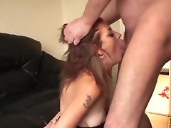 Brit Subslut Penalized And Hardfucked Before Degustating Jizm