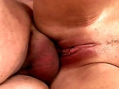 Brief Haired Youthfull Pallid Cockslut With Natural Titties Gives Head