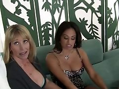 There Are Three Dick Thirsty Cougars Nikki Charm, Claudia Valentine