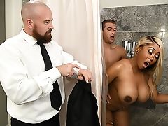 Moriah's Wedding Bathroom
